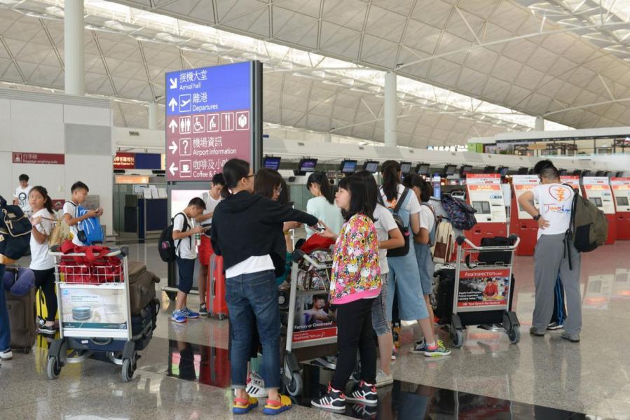 香港旅客對外遊的需求正不斷上升。