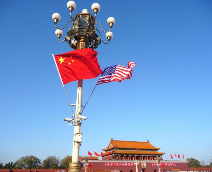 中美貿易談判已進入尾聲,雙方有望和解。