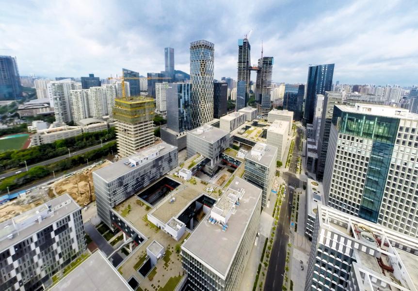 深圳一手住宅價格9個月連續下跌。