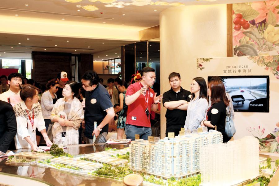 新地元朗Park Yoho系列,於2011年以約70億元完成補地價。