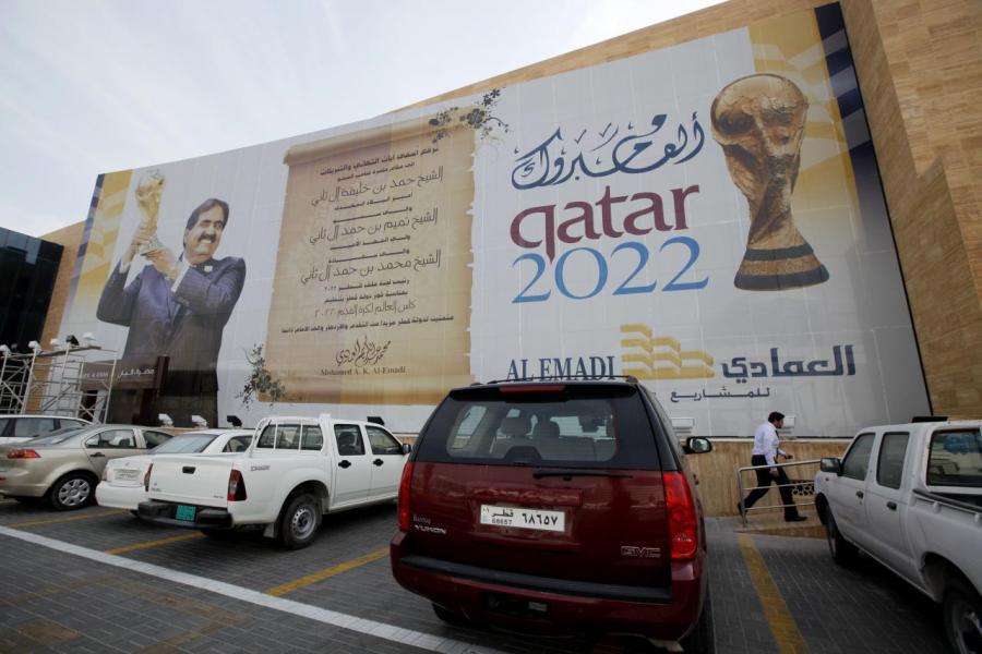 卡塔爾獲得二二年世界盃舉辦權,但現時有大堆不確定因素。
