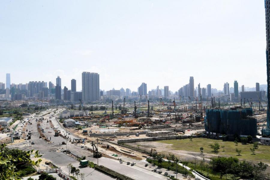啟德地皮成交價依然硬淨,可見發展商仍看好後市。