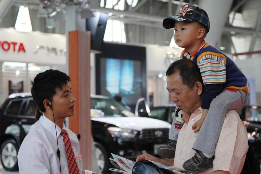 去年汽車市場表現疲弱,在低基數的情況底下,今年的汽車類股分的業績有望逐步復甦起來。