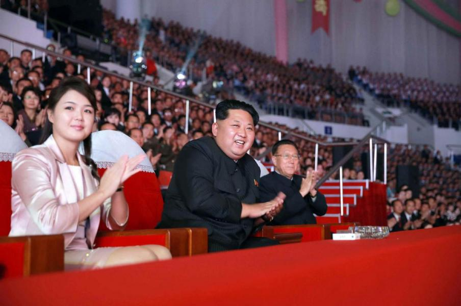 金正恩透過核試來離間美國與南韓的關係。
