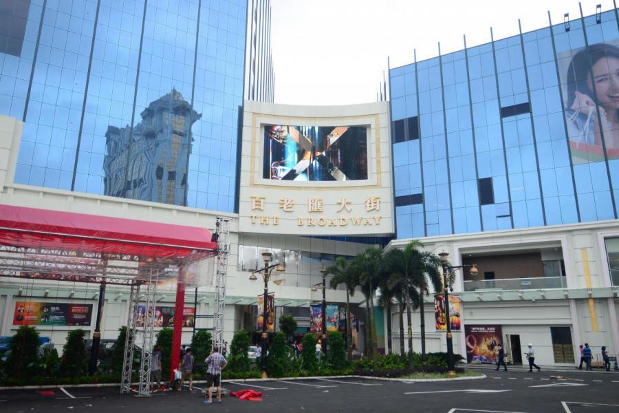 澳門百老匯是以街頭娛樂和及美食為主的渡假城,預計未來將會是銀娛的盈利增長亮點。