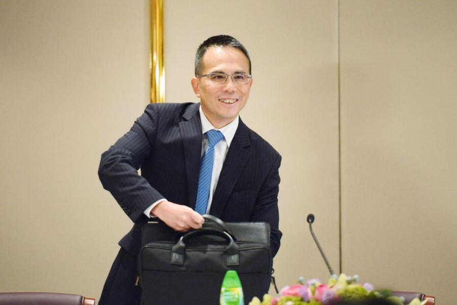一旦李嘉誠退任基金會,屆時會由李澤鉅接棒做主席。