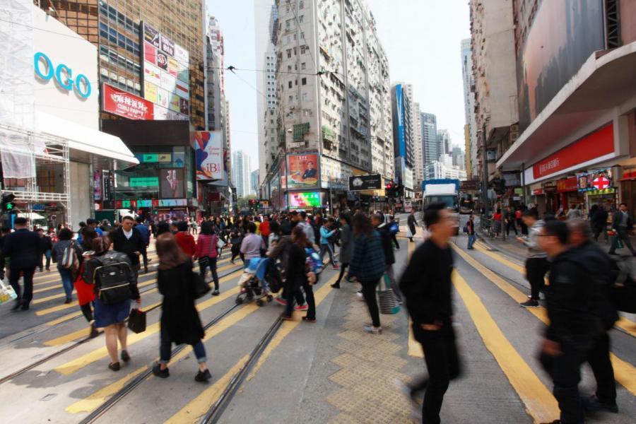 香港在發展智慧城市的進程相較其他亞洲國家落後。