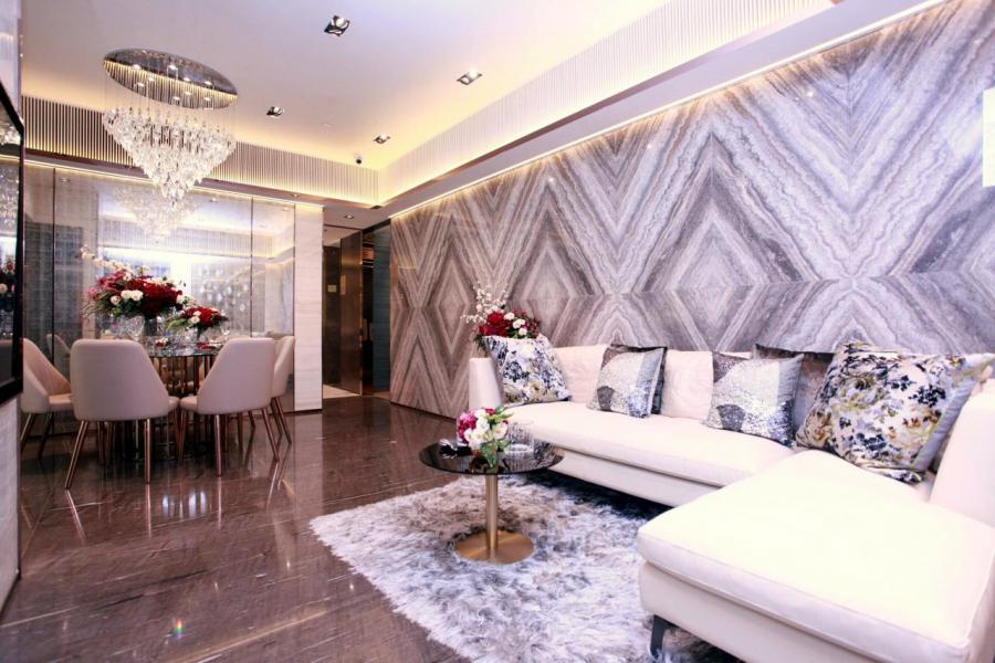 荃灣西海之戀.愛炫美所有已推出可供發售的4房單位售價全面調升逾8%。