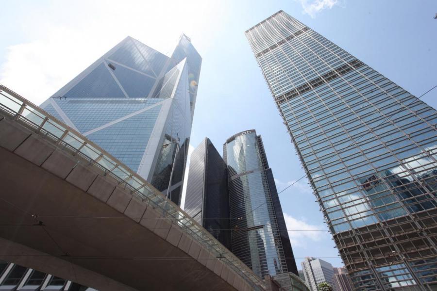 寫字樓租金不斷上漲,加重海外企業在港的經營開支。