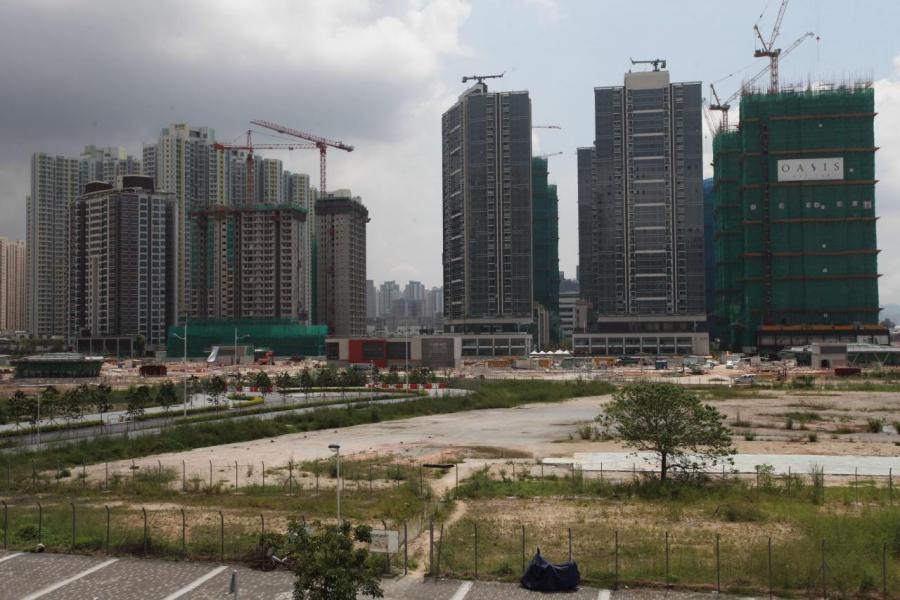 啟德發展區未來將大增零售樓面面積。
