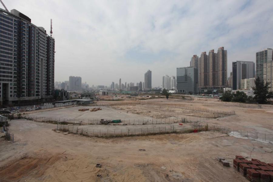 香港的地皮近年亦成為中資搶購的對象。