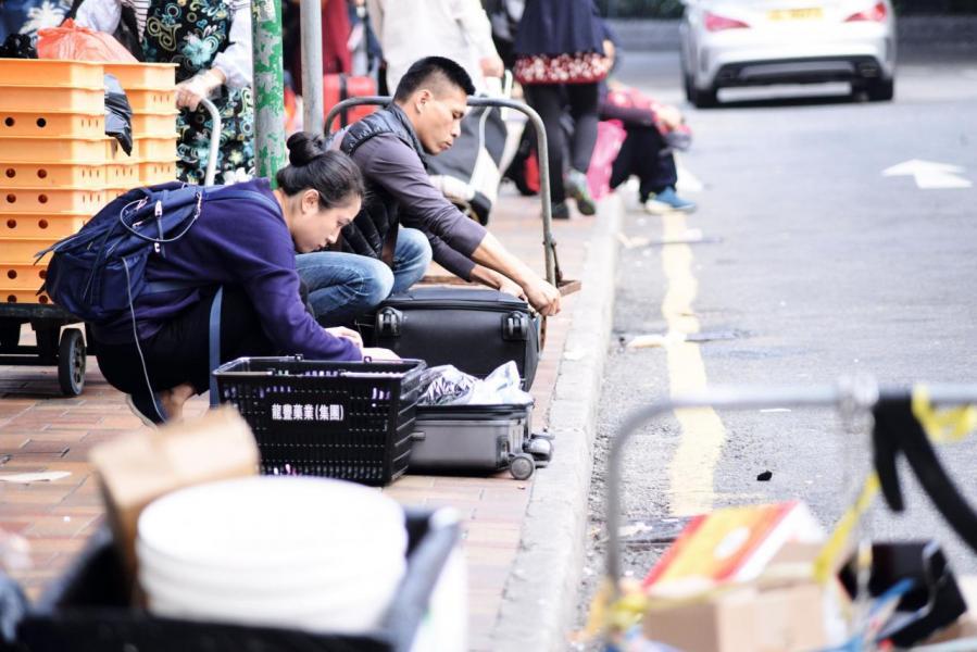 近年受水貨客及深圳跨境消費帶動,上水一帶地舖樓價大升。