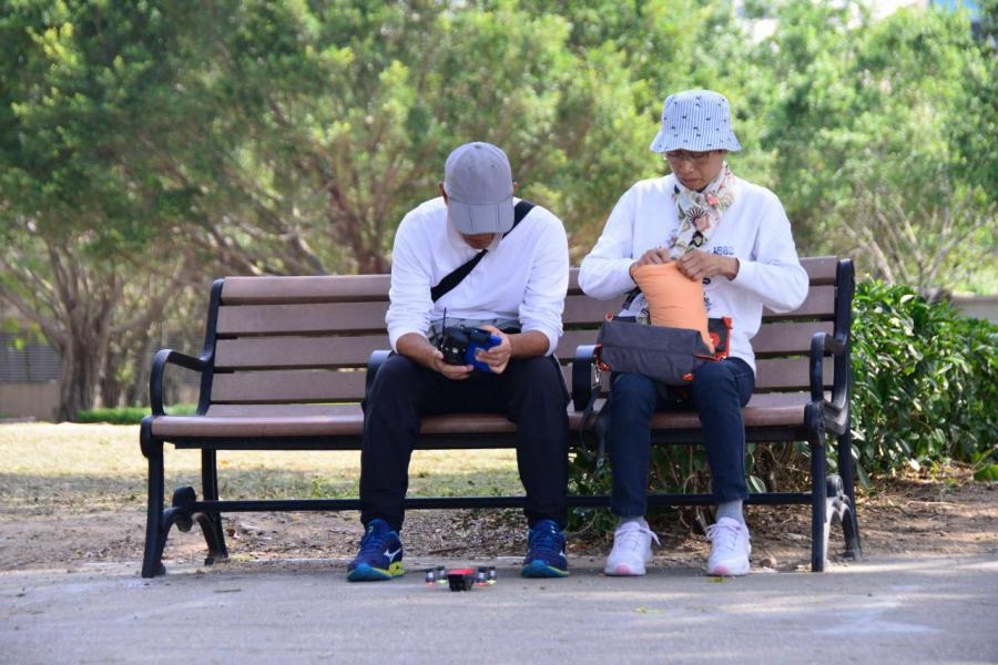香港人口老化將在未來20年加劇。