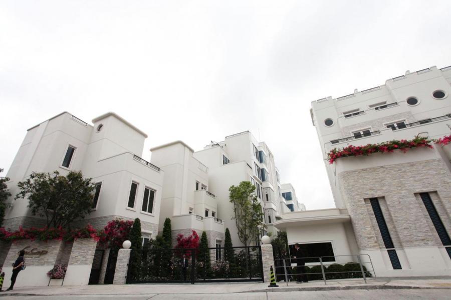 澐瀚共提供69伙,包括40個分層戶及29座洋房。