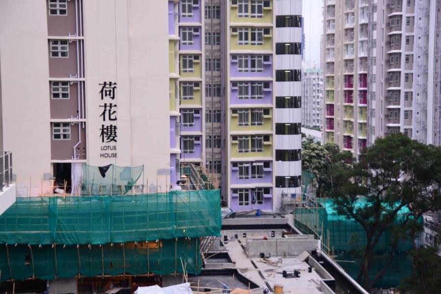 政府更改了土地供應的公、私營比例,此將會進一步降低私人住宅供應。