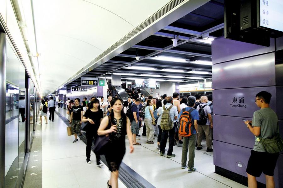 東涌區的樓價向來較其他鐵路沿線地區較為低水,故不少人都入東涌尋寶。