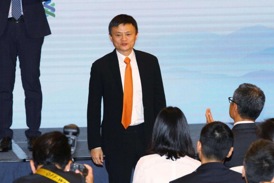 馬雲慨嘆中國的芯片供應百分百由美國控制,所以力爭自主研發。