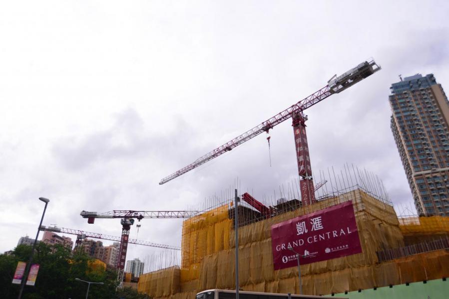 觀塘南部的大型重建項目凱匯為第1期,提供1,024伙,主打2房及3房。