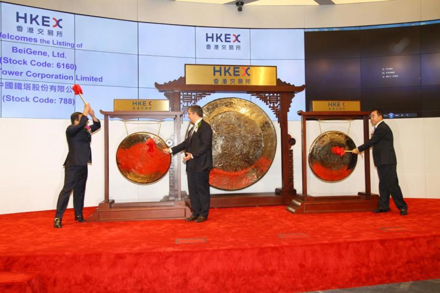 羅兵咸料香港的IPO集資額今年仍能位列全球三甲之內。