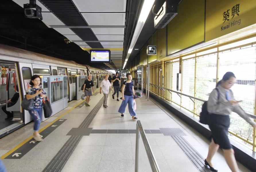 葵涌區的工廈較接近港鐵站,故升值潛力更高。