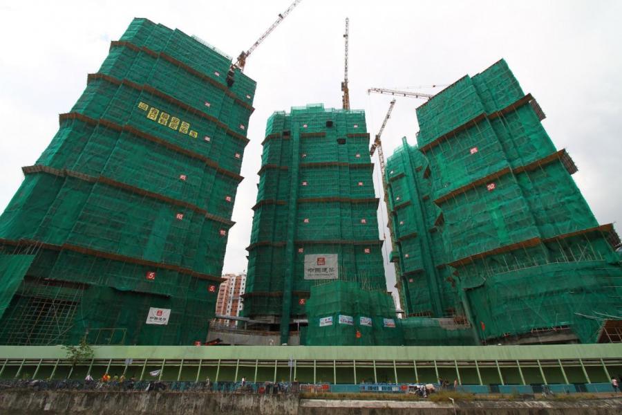 項目由4幢大廈組成,涉及720伙,全屬標準單位。