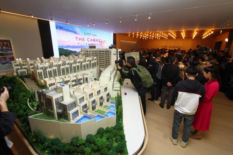 未來4年屯門將有大量新私人住宅落成,預計涉及約9,000伙住宅單位。