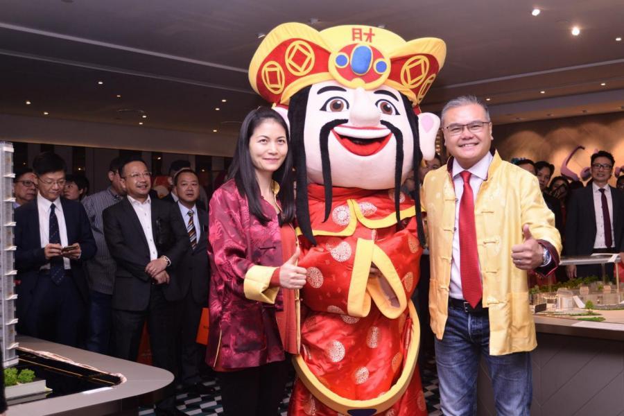 嘉華營業及市場策畫總經理(香港地產)溫偉明稱,今年樓市具挑戰性。