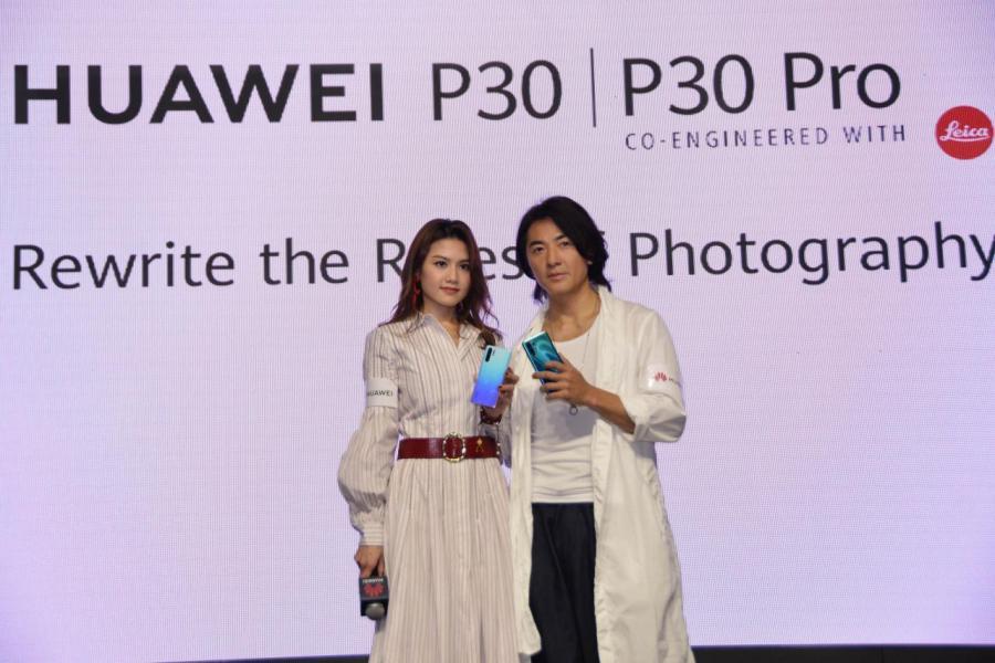 華為料於七月正式推出首款摺屏手機。