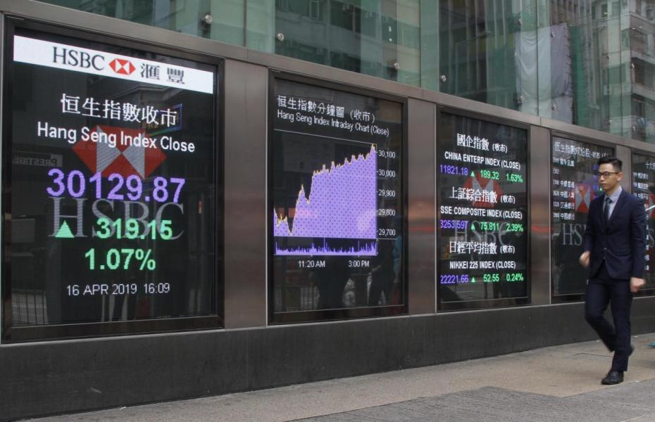 近期股市回暖,連帶樓市投資市場氣氛亦轉好。