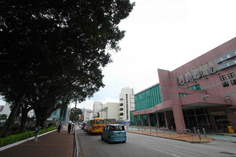 瑧頤鄰近元朗劇院及賽馬會體育中心。