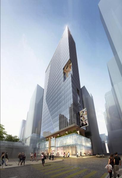 香港電氣道218號商業發展項目