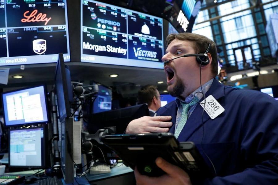 經濟數據雖然持續向好,但是美股已處於一種高處不勝寒的格局。