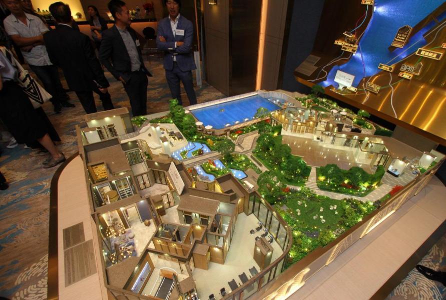近期物業市道轉差,或對瓷磚行業的增長有所影響。