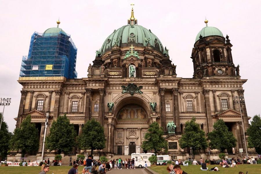 至2030年柏林市的人口將增加10.3%,並可能在2035年突破400萬。