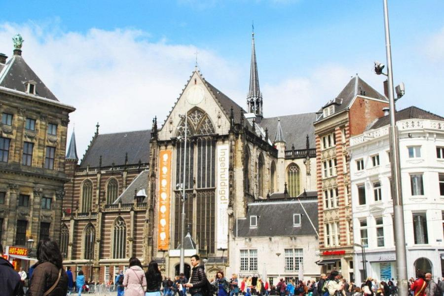外籍人士和學生是阿姆斯特丹房價大幅上揚的一股額外力量。