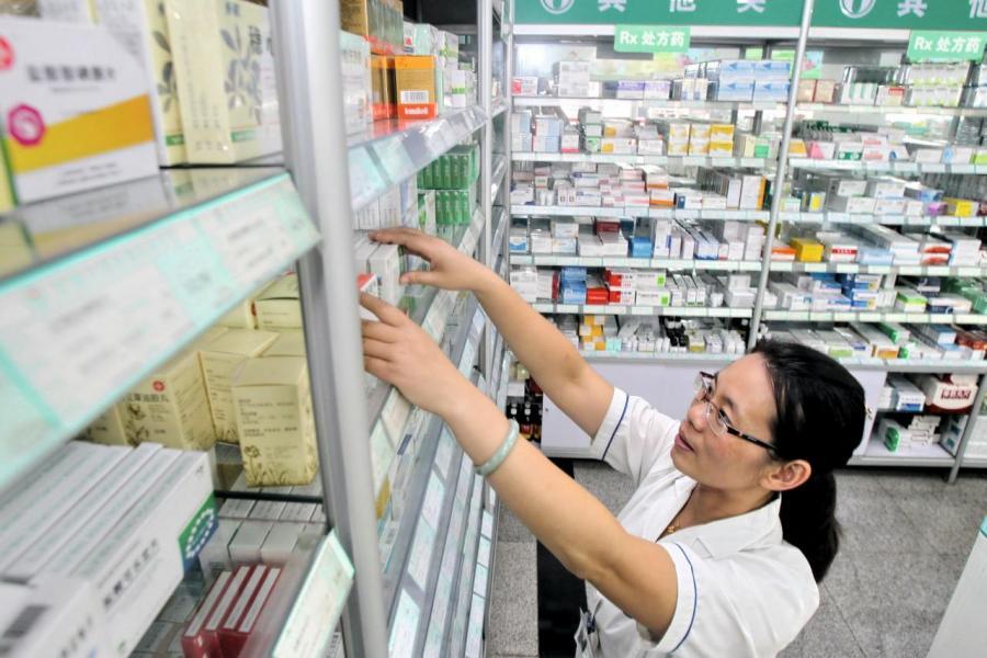 中國的公立醫療機構須通過省級藥品集採平台採購藥品,並通過集中招標程序完成幾乎所有的藥品採購。