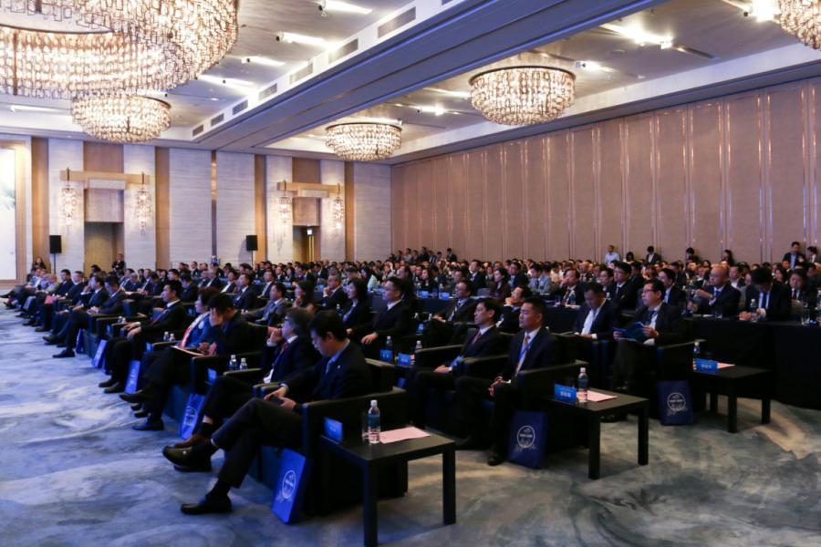 莞港現代服務業對接交流會日前在香港舉行,兩地人才濟濟一堂。