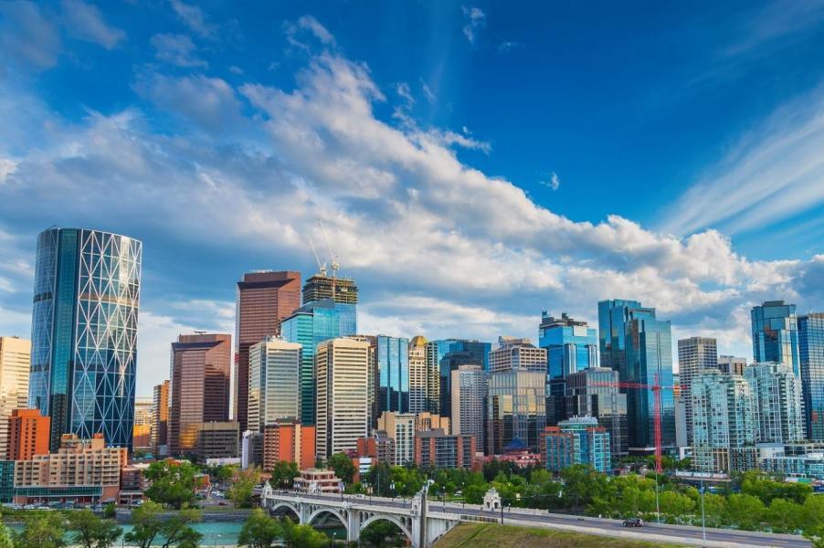 卡爾加里榮登北美洲最宜居城市之首。