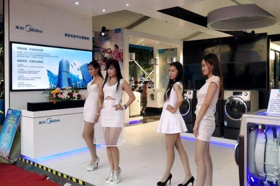 目前中國的白色家電市場已經從大城市轉向中小城市的爭奪。