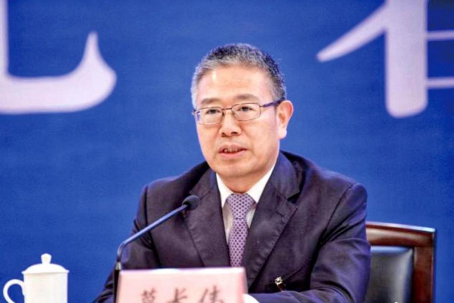 葛長偉在記者會上透露不少重要訊息。