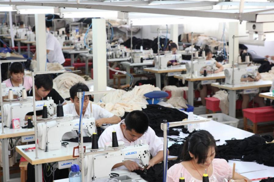 東莞由中國工廠不斷升級,發展一日千里。