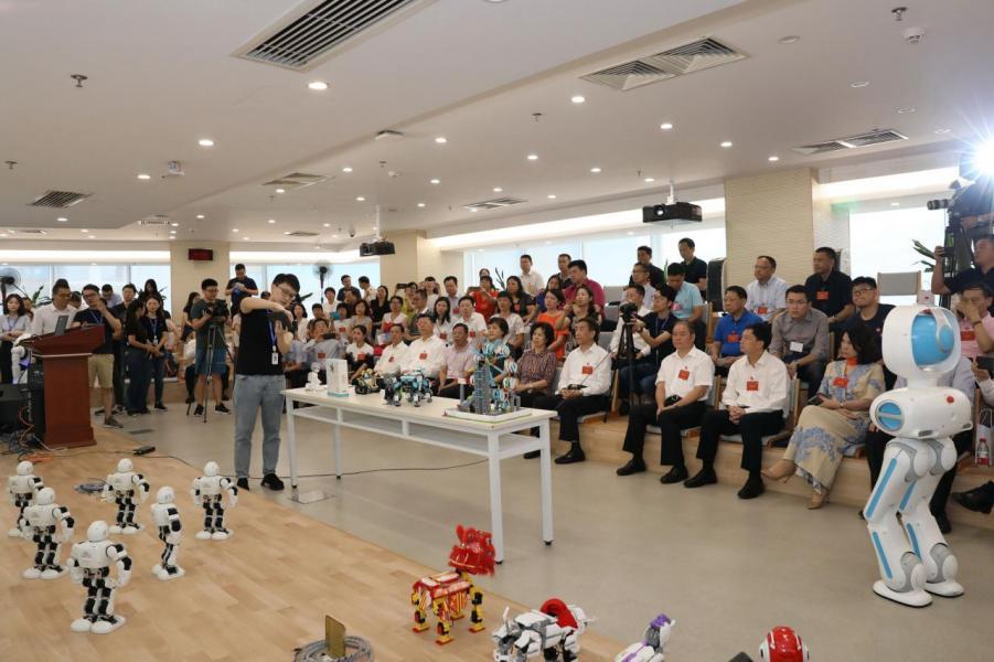 廣東省政府全力推進大灣區計畫,重任包括建設國際科技創新中心。