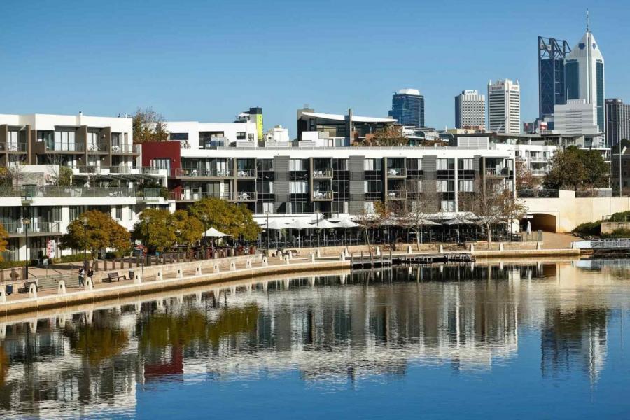 東珀斯的3房獨立屋樓價中位數為100萬澳元。