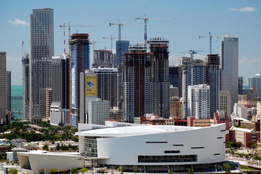 邁阿密的房產稅屬於低水平,約為房價的1%左右,甚至低於1%,需要每年繳交。