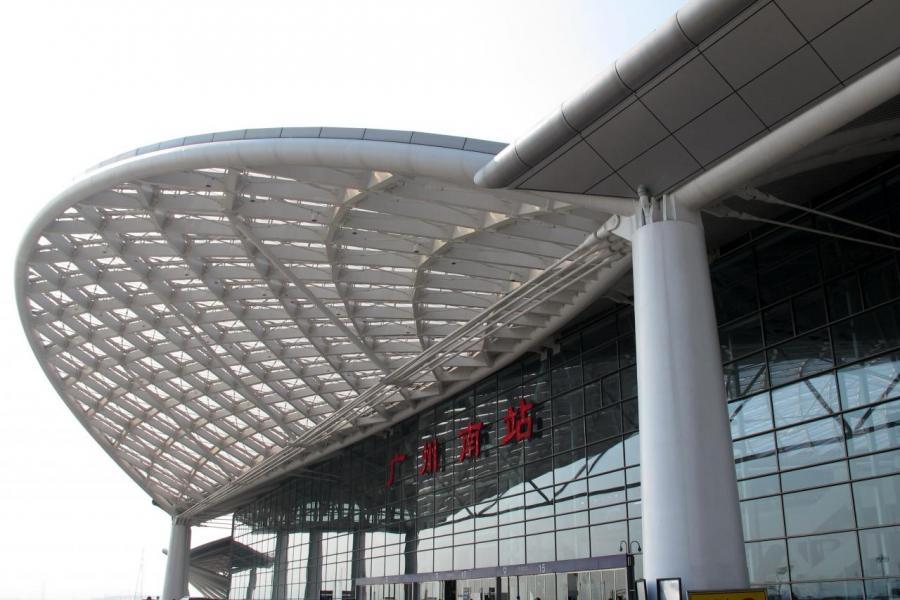 廣州南站遠離市中心,老早惹來詬病。