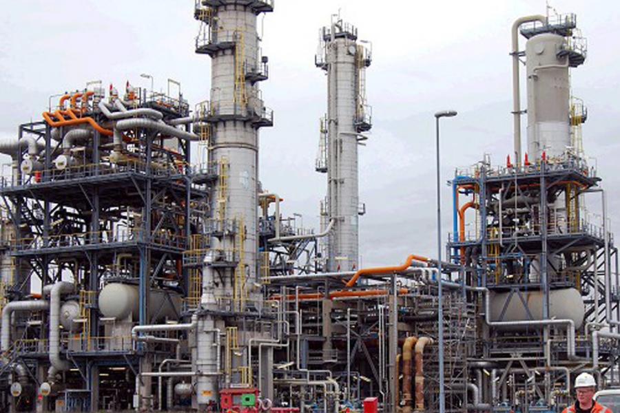 卡爾加里一直是加拿大的石油重鎮,世界著名的石油公司都在這裏設有分公司。