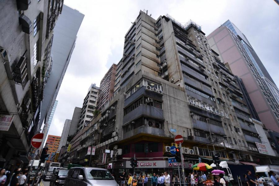 自今年2月政府推出重啟活化工廈政策詳情後,全幢工廈受到追捧。
