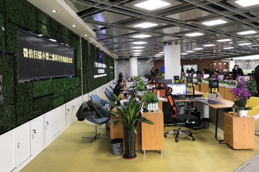 琶洲分中心成為廣東省首家替粵港澳居民和企業提供服務的大灣區政務服務中心。
