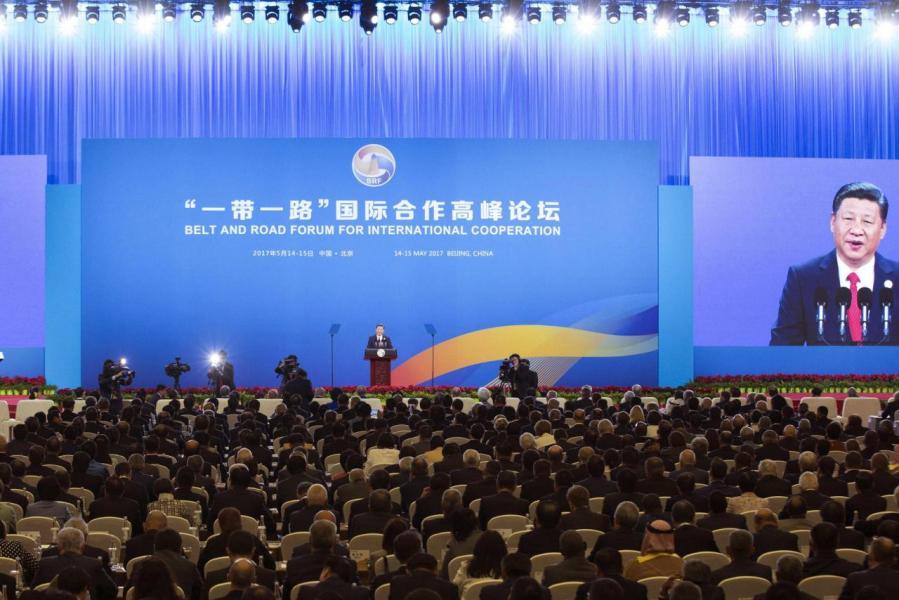 柬埔寨是中國「 一帶一路」的重要參與國家。