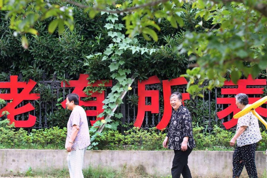 中國人口老化持續,對醫療需求將有增無減。